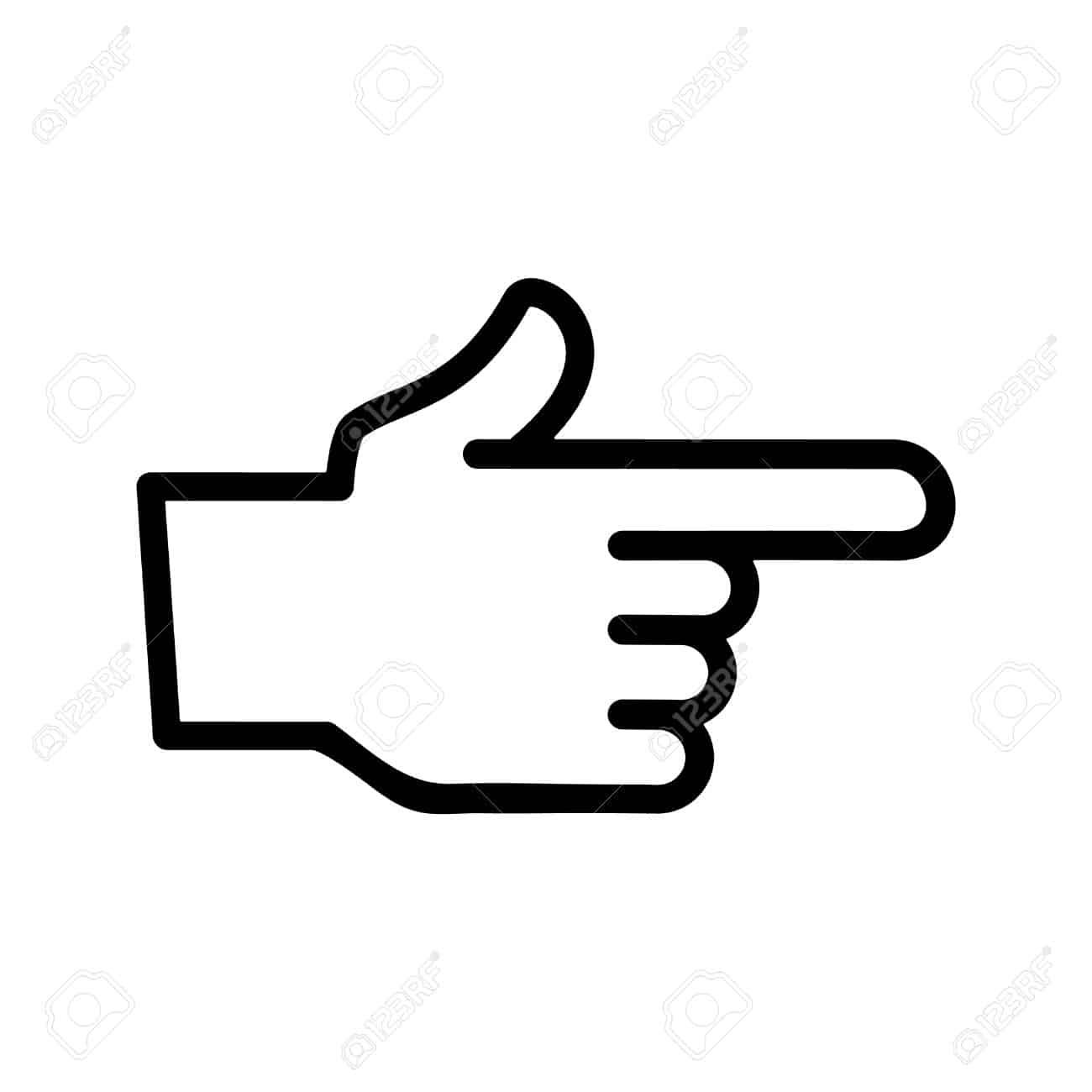 49650600-Finger-Point-Vector-Icon-Stock-Vector-finger