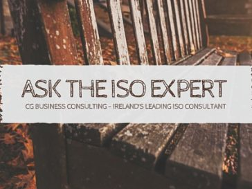Ask the ISO expert series – using an external consultant