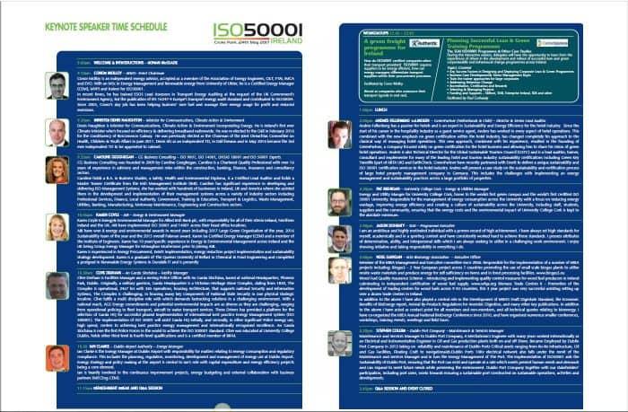 ISO 50001 Ireland at Croke Park