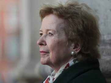 Mary Robinson – Denial of Climate Change is Evil
