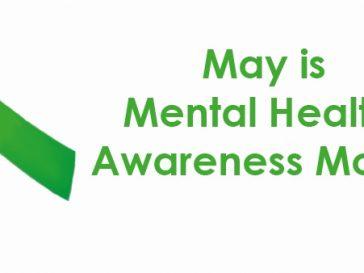 May is for Mental Health Awareness #BeBodyKind