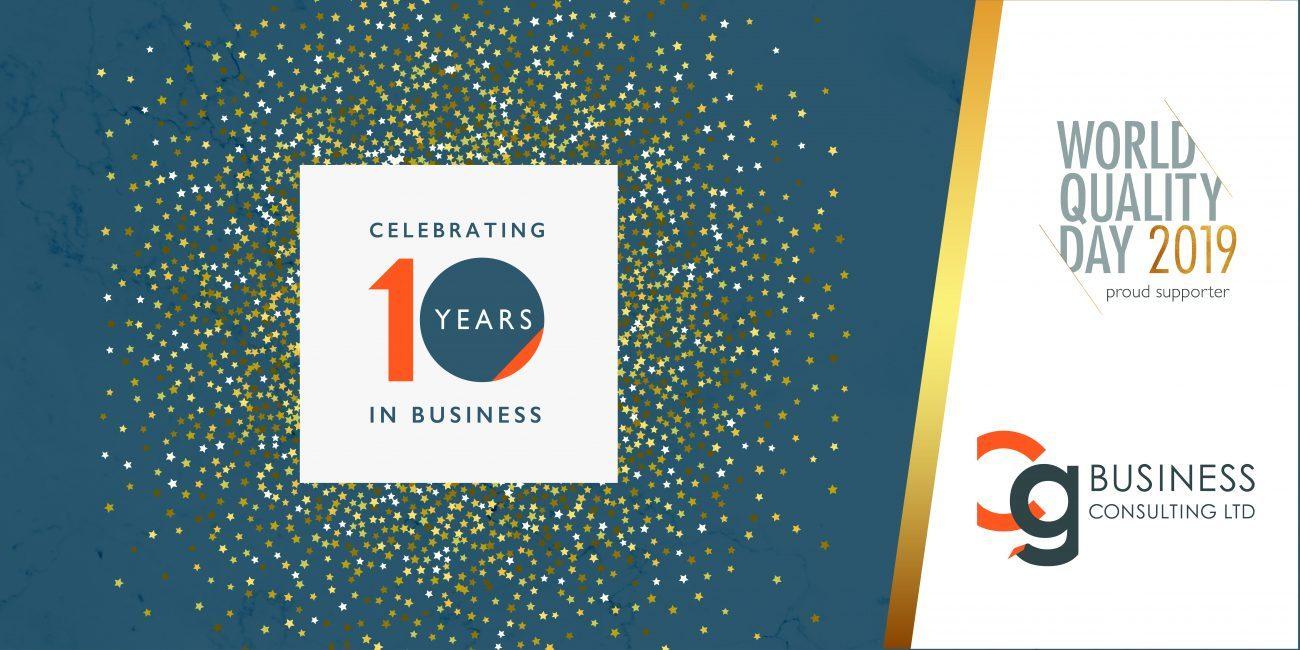 <span>Celebrating 10 Years</span>